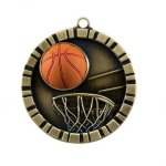 BASKETBALL 3D Color Style