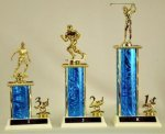 TR I, J & K Single Rectangle Column Trophies and Trim