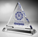 Triangle Acrylic Award Traditional Acrylic Awards - Our Best Sellers