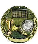 SOCCER Tri-Color Metal Style (TR2)