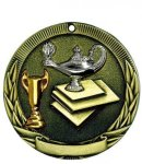 LAMP OF KNOWLEDGE Tri-Color Metal Style (TR2)